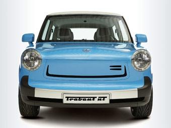 Первый автомобиль возрожденной марки Trabant появится в 2012 году