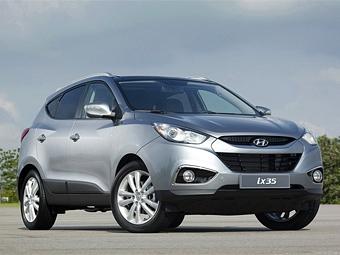 Европейский преемник Hyundai Tucson получит мотор с непосредственным впрыском
