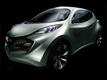 Компания Hyundai показала предвестника нового кроссовера