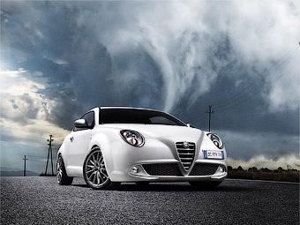 Alfa Romeo Mi.To с новым 170-сильным мотором привезут во Франкфурт