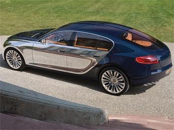 Представлен седан Bugatti Galibier 16C