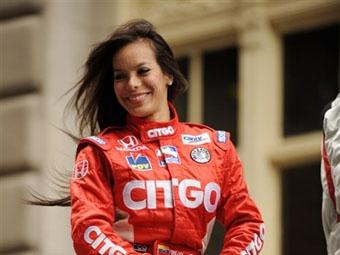 Венесуэльская гонщица вернется в IndyCar Series
