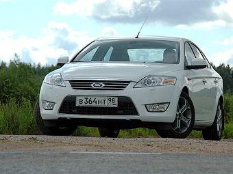 Продажи Ford Mondeo российской сборки начнутся 1 апреля