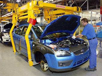 Рабочие российского завода Ford пожаловались на руководство в прокуратуру