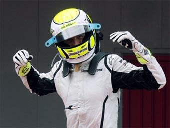 Дженсон Баттон выиграл Гран-при Испании