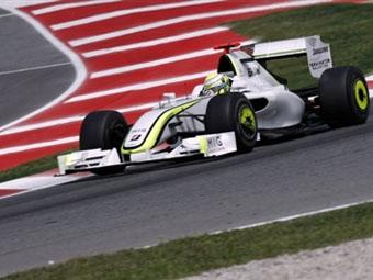 Дженсон Баттон будет стартовать с первой позиции на Гран-при Испании
