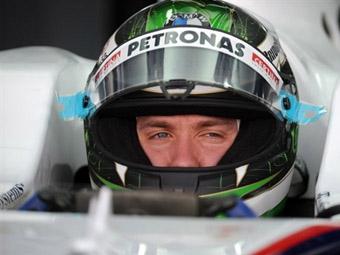 Ник Хайдфельд предсказал дубль Brawn GP в Гран-при Испании