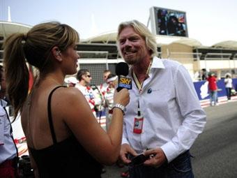 Компания Virgin обнародует свои планы на Гран-при Испании
