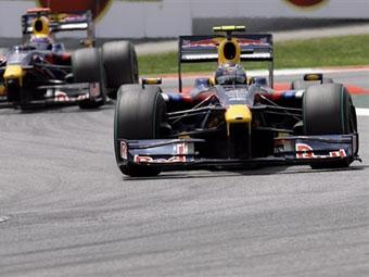 Команда Red Bull будет использовать новый диффузор в Монако
