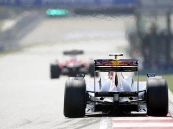 Двойной диффузор появится у Red Bull не раньше Гран-при Монако