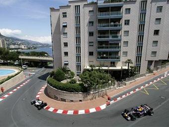 """Трасса в Монте-Карло названа самым популярным """"чудом спорта"""""""