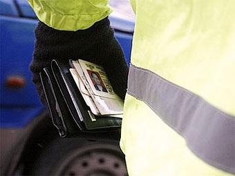 В России изъяли 1,2 миллиона водительских удостоверений за год