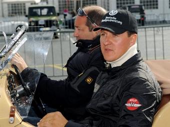 Ferrari заменит Массу на Шумахера