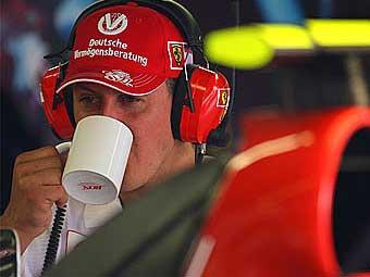 Михаэль Шумахер назвал истинную причину завершения карьеры