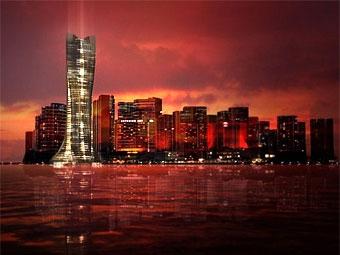 """По всему миру построят семь небоскребов """"имени Шумахера"""""""