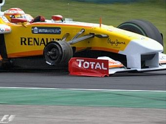 """Команда Renault пропустит следующую гонку """"Формулы-1"""""""