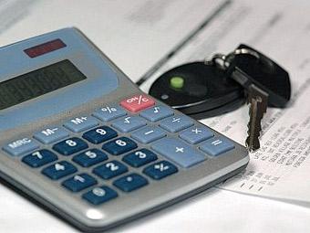 Рынок автокредитования в России сократился в пять раз