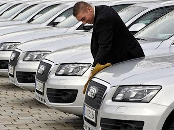 Продажи автомобилей в Германии выросли за полгода на четверть