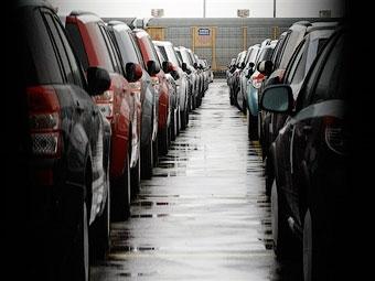 Импорт автомобилей на Дальнем Востоке снизился в 10 раз