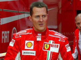 Ferrari не будет возражать против участия Шумахера в гонках
