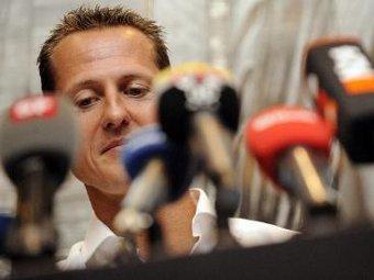 Команда Mercedes GP предложила Шумахеру любую работу