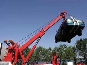 Власти Германии отказались увеличивать премии за автометаллолом