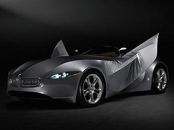Компания BMW представила концепт-кар с тканевым кузовом