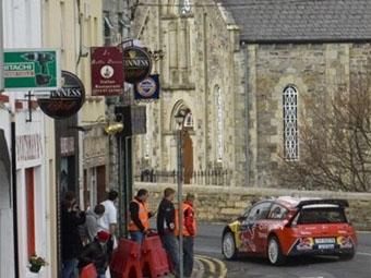 Команда Citroen Total дублем выиграла Ралли Ирландии