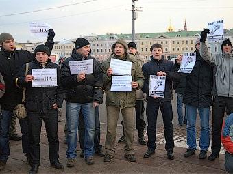 Правительство Москвы дало предварительное согласие на проведение митинга автомобилистов