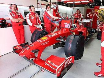 Команда Williams подала протест против Ferrari и Red Bull