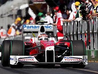 Судьи дисквалифицировали обоих пилотов команды Toyota