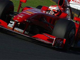 В Ferrari недовольны новыми шинами