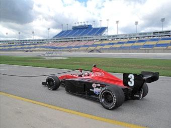 Россиянин впервые выступит в чемпионате Indy Lights