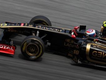 На Гран-при Китая Петров и Перес получат новые шасси
