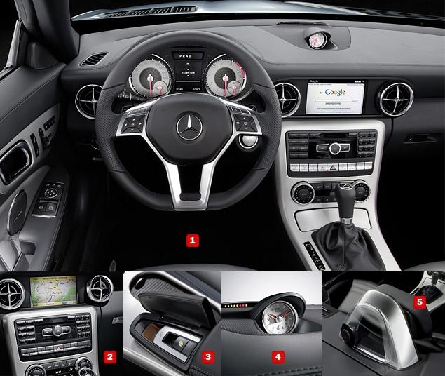 Первый тест-драйв купе-кабриолета Mercedes-Benz SLK. Фото 2