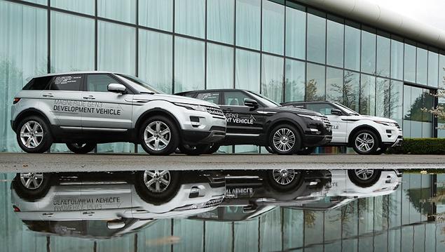 Каким будет самый маленький Range Rover