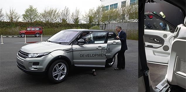 Каким будет самый маленький Range Rover. Фото 8