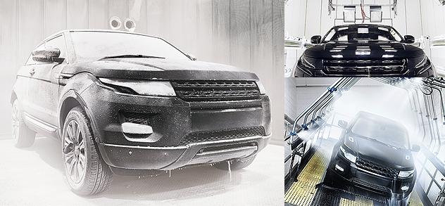 Каким будет самый маленький Range Rover. Фото 12