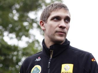 Петров готов стать лидером Lotus Renault GP
