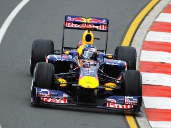 Феттель будет стартовать с поула на Гран-при Австралии