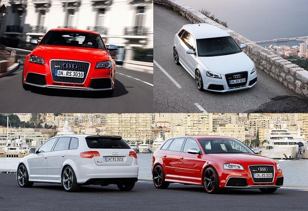 "Тест самого быстрого ""хот-хэтча"" в мире - Audi RS 3 Sportback. Фото 3"