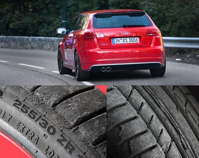"Тест самого быстрого ""хот-хэтча"" в мире - Audi RS 3 Sportback. Фото 4"