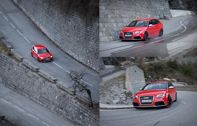 "Тест самого быстрого ""хот-хэтча"" в мире - Audi RS 3 Sportback. Фото 6"