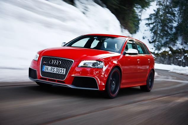 "Тест самого быстрого ""хот-хэтча"" в мире - Audi RS 3 Sportback. Фото 7"