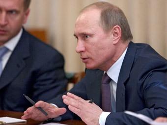 Путин распорядился выяснить причины топливного кризиса