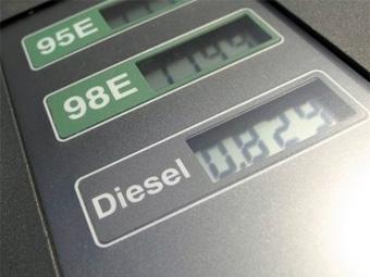 ФАС проверит причины роста цен на дизтопливо