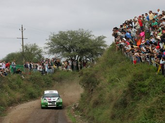 Организаторы чемпионата IRC исключили из календаря Ралли Аргентины