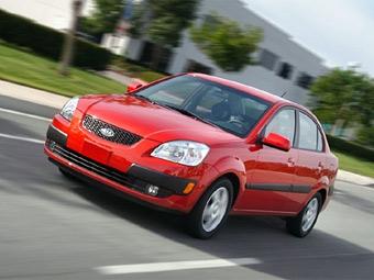 Бюджетная модель Kia для России появится осенью 2011 года