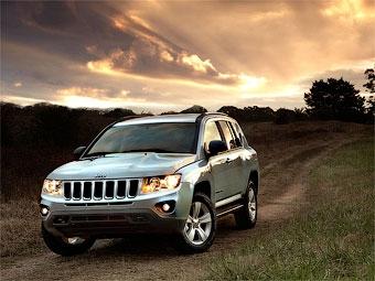 Обновленный кроссовер Jeep Compass представлен официально