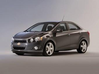В Детройте дебютирует североамериканский вариант Chevrolet Aveo